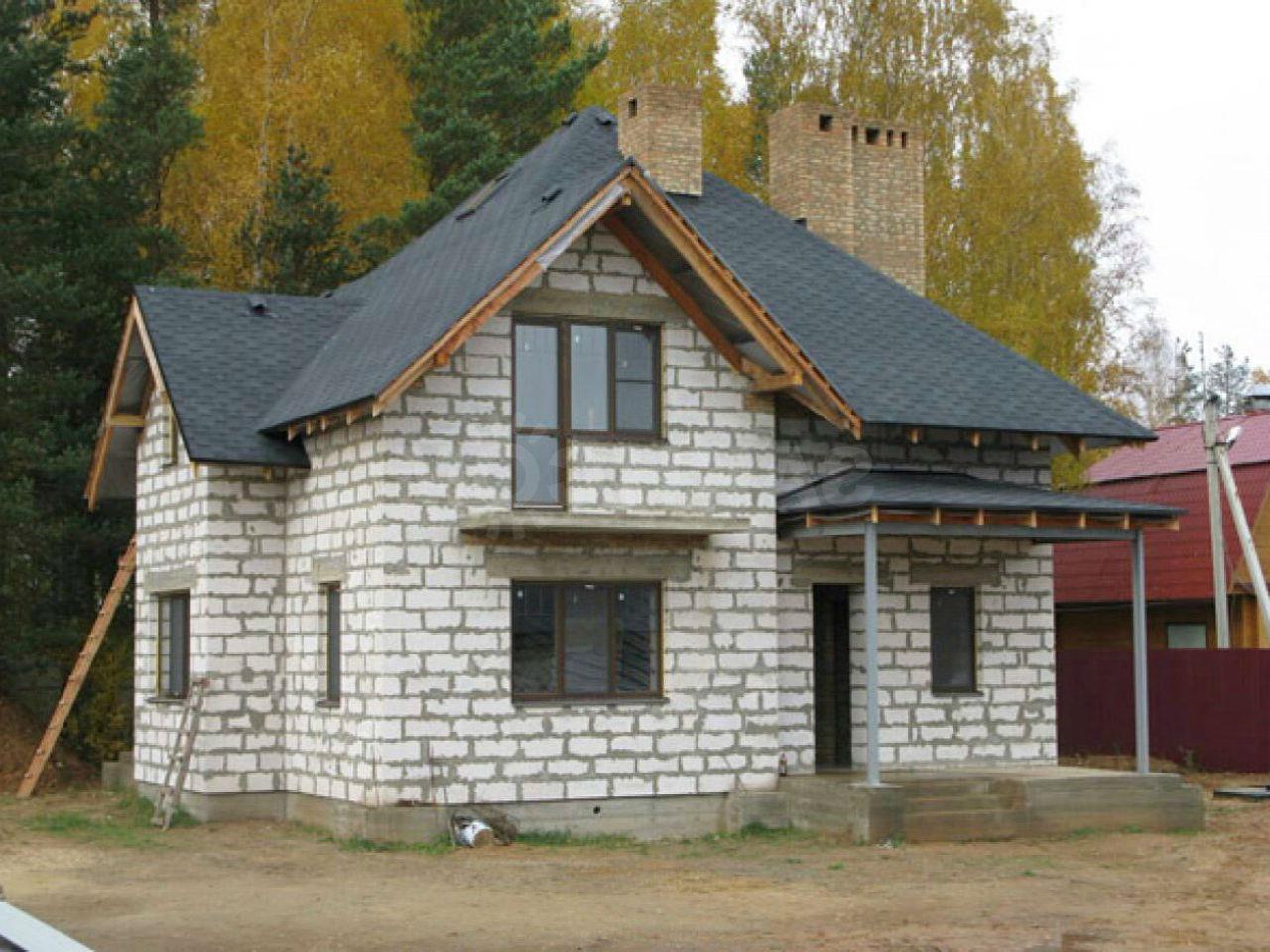 нем надо фото домов с пенобетона в новосибирске так